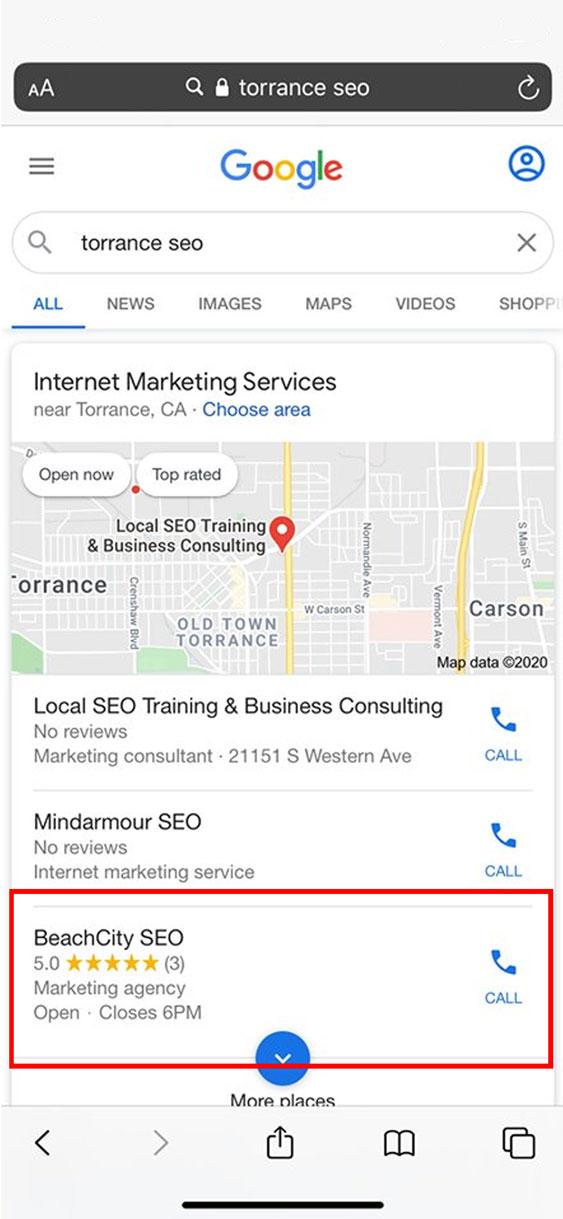 SEO Companies in Torrance, CA