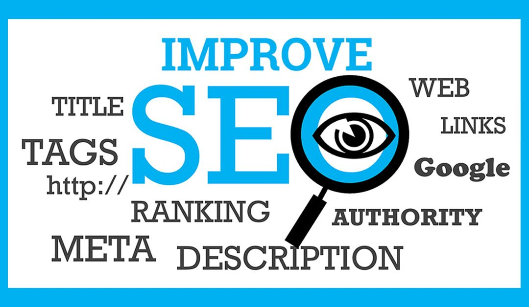 Featured image with suggestions to improve SEO ranking