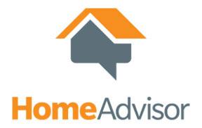 Logo for HomeAdvisor